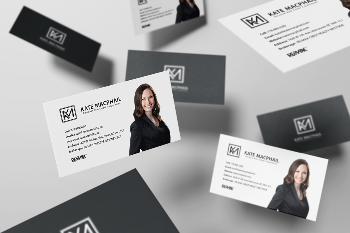 Real Estate Business Cards Toronto Choice Image - Card Design And ...