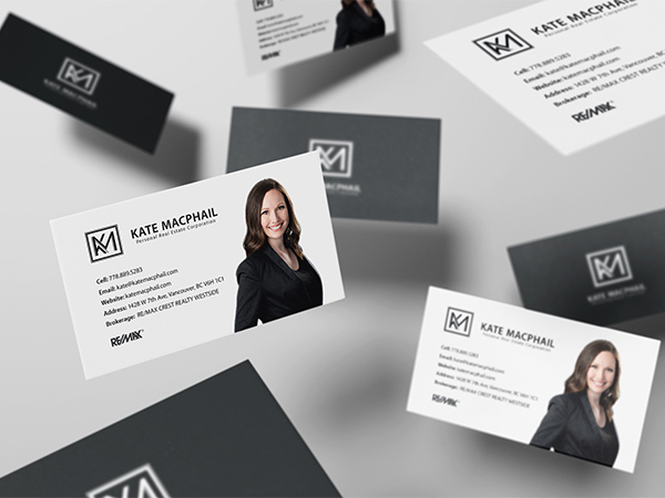 Real Estate Branding Business Card